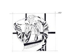 Saatchi Art: window Drawing by Catherine Koblinsky