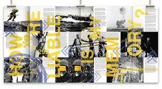 Elysium - k d v s #design #graphic #elysium #editorial #typography