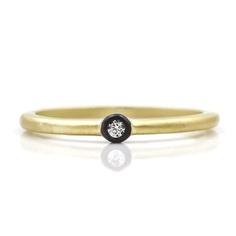FR Simple Bezel Ring – Freida Rothman | Price: $35.00 | Product details @ https://bit.ly/2KORKmL. Buy now! #Rings #Jewelry #Fashion #FreidaRothman #NYC #NewYork #Brooklyn