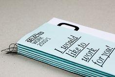 portfolio 2010 : fxd #print #design #minimal