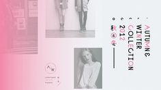 Collect Point 2012 AW *update* : THINGSIDID #fashion #graphic #pink #editorial design #cool