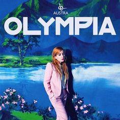 olympia #album #cover #olympia #art #music #austra