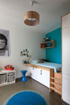 WEEKEND FAVES: COOL IDEAS FOR KID'S ROOMS