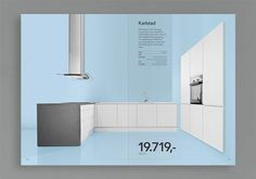 Basiq by Kvik - Mega Design #print #design #kitchen #colors #booklet