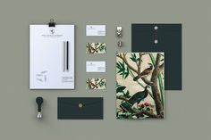 Secret Garden | Booth #business #card #letterhead #branding