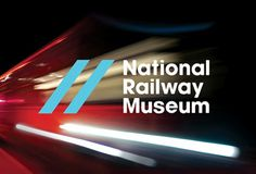 Creative Review - New direction for National Railway Museum #logo #identity #branding
