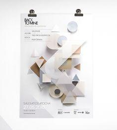 Back to Mine : Versátil : Portfolios : Domestika #poster