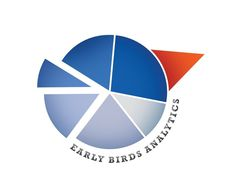 Early Birds Analytics Logo #icon #logo
