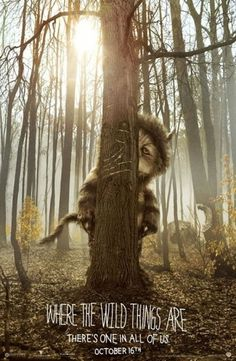 Where the Wild Things Are Poster - Internet Movie Poster Awards Gallery