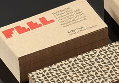 Feel Films : Lovely Stationery . Curating the very best of stationery design #card #business