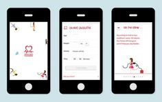 BHF Calories calculator - gra monteleone — Portfolio #calories #bhf #calculator #illustration #mobile