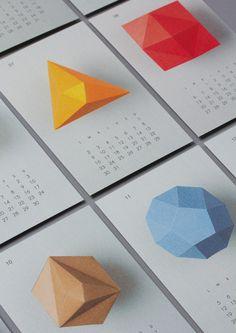 2012 Lo Siento calendar
