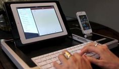 World's First iPad Office #gadget