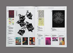 Eight:48 Issue 03 Spread | Flickr - Photo Sharing! #grid