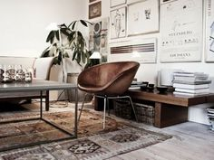 Cool Chair & Workspace #interior #design #decoration #deco