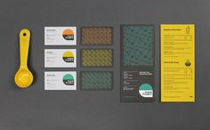 Salad Pangea #branding #takeout #systems #food #logo #brand #identity #retail #nyc #salad #fast