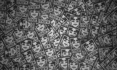 Mark, Street Art #mark #design #streetart #stickers