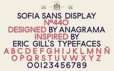 Sofia by Pelli Clarke Pelli Architects on the Behance Network #typography