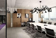 Paysafe Office Space - #office, #design, #interior