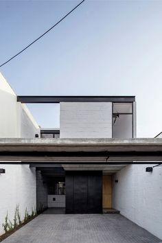 RR House by Delfino Lozano. #architecture #simplicity #delfinolozano