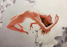 Painting by Evgeniy Mutus