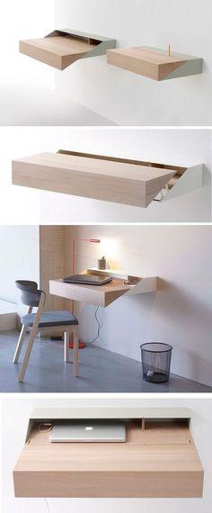 Minimalist Desk Box