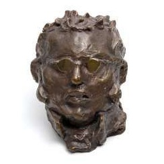 HRDLICKA, ALFRED (1928 Wien-2009 Wien) 'Franz Schubert'.