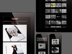 AGDA Australian Graphic Design Association Biennial Awards #website #responsive #design