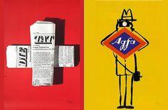 GraphicHug™ – Everybody Needs a Hug » Herbert Leupin #admen