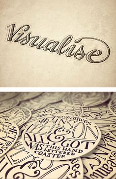 typeverything.com, Hand Lettering by Sean McCabe #sean #mccabe #typography