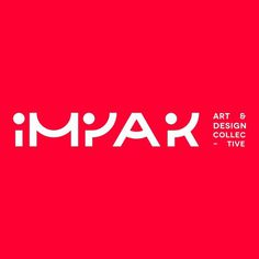 Impar — Art & Design Collective #red #design #impar #identity #art #logo