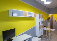 Short Term Rental Studio in Thessaloniki, Greece - InteriorZine