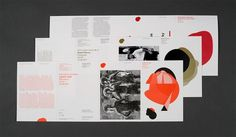 Anymade Studio: House Of Arts #print #brochure
