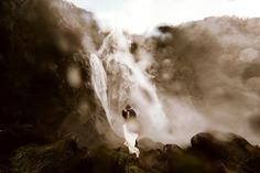 Waterfall by Benjamin Lane