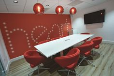 Transformation of Global Radio HQ's Interior Space