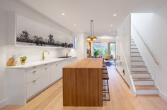 Old Edwardian House Renovation Project in Toronto with a Modern Twist 1