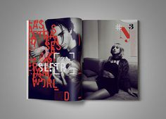 #HOTEL on Editorial Design Served