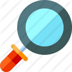 See more icon inspiration related to Tools and utensils, loupe, observation, zoom, magnifying glass and search on Flaticon.