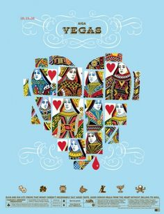charles s. anderson design co. | AIGA Vegas #csa #vegas #aiga