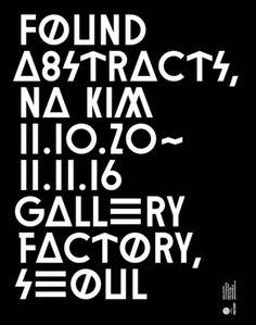 ynkim dot com #type #typography