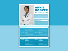 Free Microbiologist Resume Template