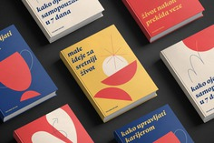 Book Cover Series — Tatjana Divjak - Mindsparkle Mag These Book Cover Series were designed by Filip Pomykalo. The project consisted on the design for a series of book covers for Tatjana Divjak, a Croatian based life coach, motivational speaker, soft skills trainer, storyteller and author. #logo #packaging #identity #branding #design #color #photography #graphic #design #gallery #blog #project #mindsparkle #mag #beautiful #portfolio #designer
