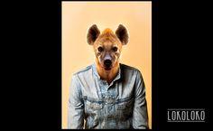 #animal #wild #minimal poster #fashion