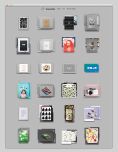 Museum Studio #website #layout #design #web
