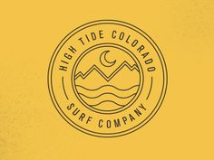 Centennial Surfing #colorado #design #graphic #apparel