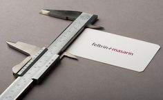 feltrin+masarin - brand identity by www.o-zone.it