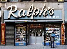 I vecchi negozi di New York negozi_nyc02 – Il Post