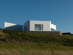 Villa Tyssøy by Saunders Architecture #design #architecture #minimalism