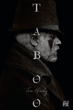 taboo #poster #promo