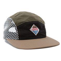 Black/Khaki #hat